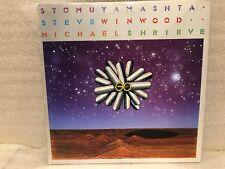 "Stomu Yamashta w/ Steve Winwood ""Go"" with Booklet Lp is VG+"