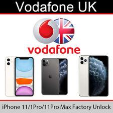 Vodafone UK iPhone 11/11 Pro/11 Pro Max Factory Unlocking Service