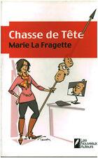 Livre chasse de tête  Marie La Fragette book