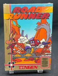 Road Runner Tengen NES Nintendo Factory Sealed!