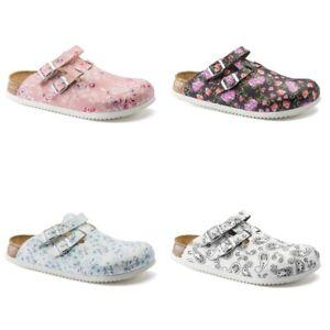 Birkenstock Kay SL Women Work shoes | safety Shoe | Birko-Flor - NEW