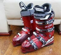 ALPINA ONE 12 SKI BOOTS SIZE 26.5 MEN SIZE 8.5 WOMEN SIZE 9.5