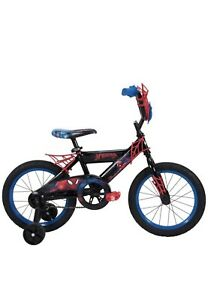 "Huffy Marvel 16"" Spiderman Bike"