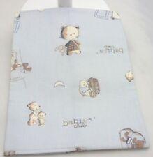 Babies Club protège-carnet de santé rembourré motif chat ours  24 x 18 cm