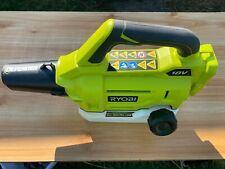Ryobi P2508 Fogger gently used, no battery or charger