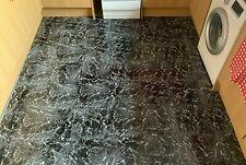 30.5cm x 30.5cm GREY MARBLE self-adhesive vinyl floor tiles 4sqm