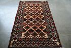 Afghan Hand Made Sar Andaz Classic Wool Rug (Hand Knotted)