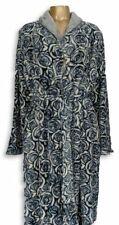 Casa Zeta-Jones Women's Sleepwear Blue Size M Reversible Velvet Soft Rose 949