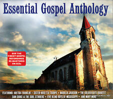 ESSENTIAL GOSPEL ANTHOLOGY - 50 FINEST GOSPEL RECORDINGS (NEW SEALED 2CD)