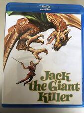 Jack The Giant Killer 1962 OOP Bluray