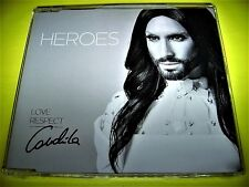 CONCHITA WURST - HEROES / QUEEN OF AUSTRIA WINNER EUROVISION SONG CONTEST 2014