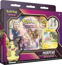 Pokemon TCG Morpeko Pin Collection Box (New and Sealed)