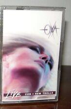 ANNA OXA LIVE CON I NEW TROLLS - MUSICASSETTA