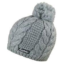 Eisbär Antonia Damen Mütze grau