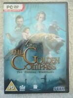 22809 - The Golden Compass The Official Videogame [NEW / SEALED] - PC (2007) Win