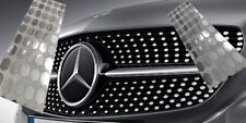 Mercedes Benz A Class W176 Chrome Stickers/Decals for the Diamond Grille