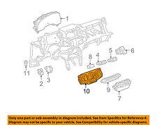 Chevrolet GM OEM Equinox-Dash Climate Control Unit HVAC Heater A/C Fan 15842234