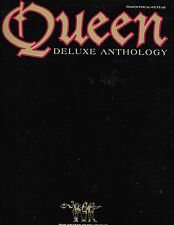 QUEEN - Deluxe Anthology Songbook - Piano - Vocal - Guitar