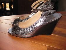 4b51ac08095d Michael Kors High (3 in. and Up) Snakeskin Women's Sandals & Flip ...