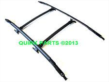 2013 2015 Ford Escape Carbon Black Roof Rack Side Rails U0026 Cross Bars Set  OEM NEW