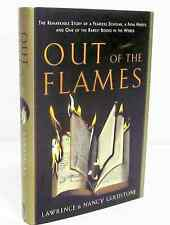 OUT OF THE FLAMES by GOLDSTONE - RENAISSANCE / RELIGION / SCIENCE - SIGNED 1ST