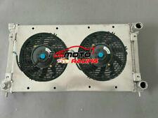 Aluminum Radiator Shroud Fan For Vw Golf Mk12 Mk1 Mk2 Gtiscirocco 16 18 8v