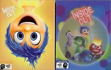 Inside Out Blufans Exclusive Limted Edition SteelBook One-Click Set (China)