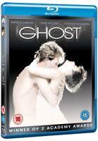 Ghost [Blu-ray] [1990] [DVD][Region 2]