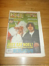 NEW MUSICAL EXPRESS - 22/12/1990 - UK Music Weekly Paper Mag - HAPPY MONDAYS