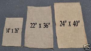 14x26,22x36,24x40 Burlap Bags & Burlap Sacks- Potato Sack Race Bags, Gunny Sack