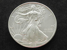 2009 Liberty Walking American Silver Eagle Dollar Coin