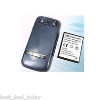 Mugen Power 4600MAH Extended Battery For Samsung Galaxy S3 SIII Blue cSprint