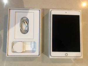 Apple iPad Mini 4 | 128GB | Wi-Fi | Gold | A1538 | iOS 14 | Grade A Condition