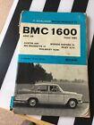 BMC Motor Manual For Austin A60,MG Magnette IV,Morris Oxford VI,Wolseley 16/60