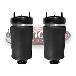 2008-2012 Mercedes GL550 X164 Front Airmatic Suspension Air Springs - New Pair