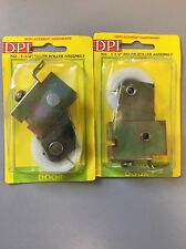 """1 1/2"""" Patio Door Nylon Roller Assembly (set Of Two Rollers) 922"""
