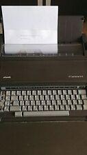 Macchina da scrivere Olivetti ET Personal 510 prima versione!