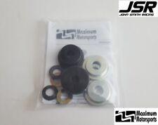 85-04 Mustang GT, LX, V6, Cobra Maximum Motorsports Solid Steering Rack Bushings
