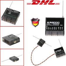 AR8000 Empfänger 2,4GHz 8 Kanal Spread Receiver Spektrum JR DX7 DX8 DX9 DX18 DHL