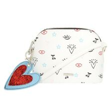 Icon Crossbody Bag - White New From Claires