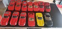 1:18 Ferrari 13x Bburago Maisto Revell Polistil Tonka Sammlung