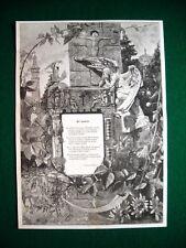 1885 - Ai Morti, poesia di Corrado Ricci