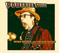 Webb Wilder and The Beatnecks - Powerful Stuff [CD]