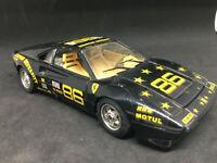 Ferrari GTO Le mans 1984 #86  1/24 Burago