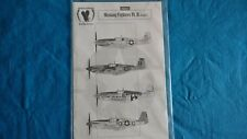 1/72 Eagle Strike Decals Mustang Fighters Pt.II