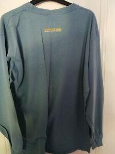 Mens large quiksilver t-shirt long sleeve