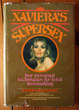 XAVIERA'S SUPERSEX: Personal Techniques for Total Lovemaking 1976 Hollander Sex