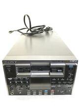 SONY HVR-1500A 1080i HDV DVCAM DV TAPE DECK USED