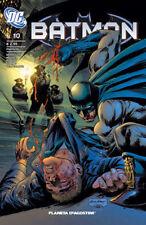 fumetto BATMAN  editoriale DC PLANETA DeAGOSTINI 2007 numero 10
