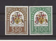More details for barbados 1996 revenues $50 and $100 mint never hinged